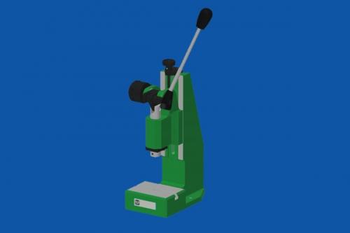 MPT系列连杆式手动压力机